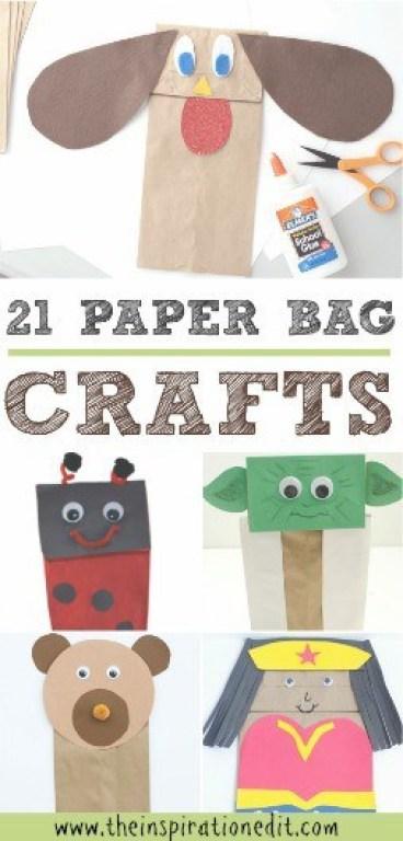 paper bag CRAFTS