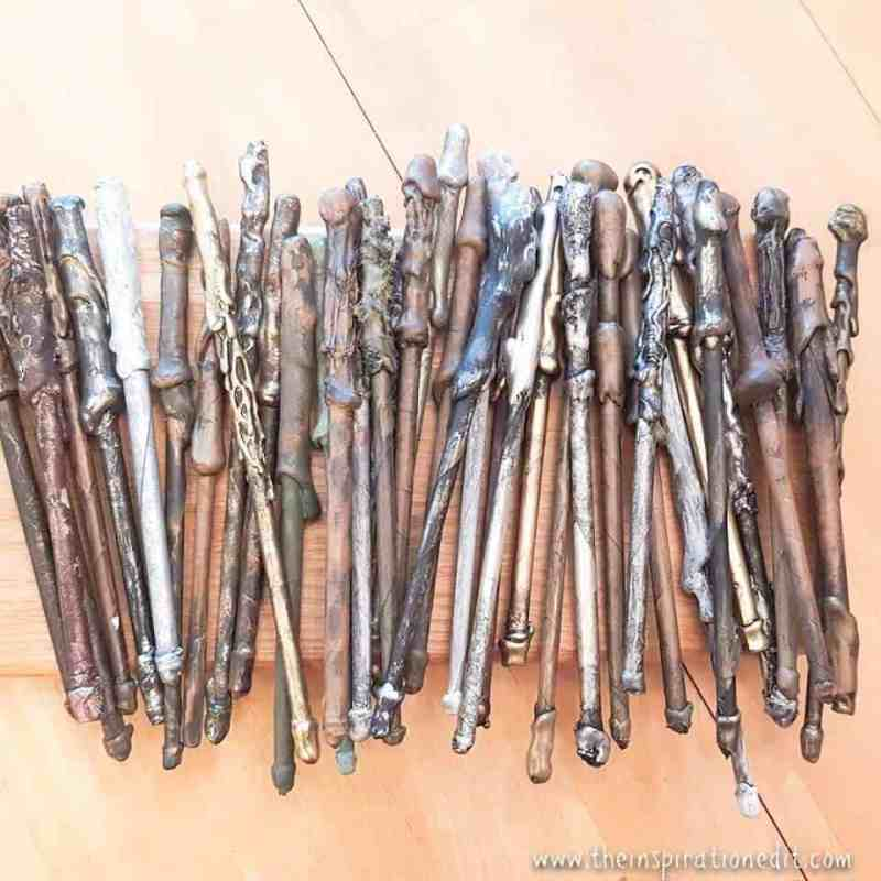 diy harry potter wand