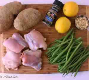 Weight Watchers Lemon Garlic Chicken