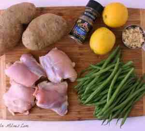 Weight Watchers Lemon Garlic Chicken