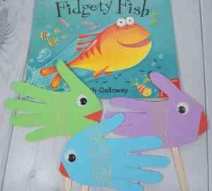 Fidgety Fish