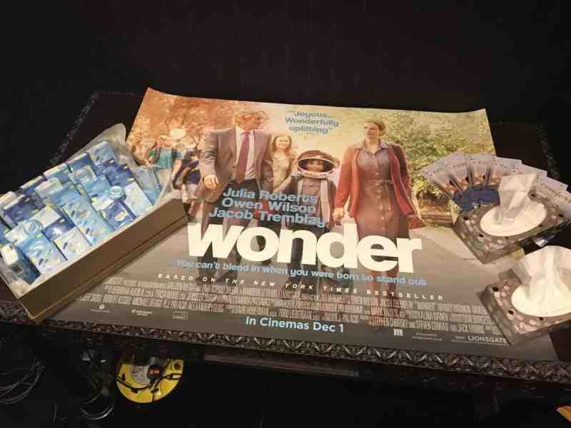 Wonder The Movie