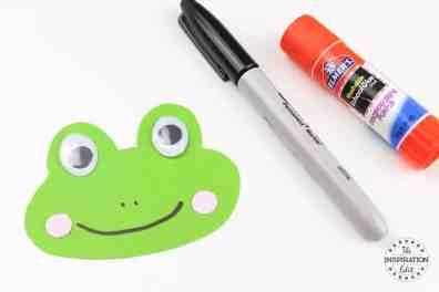 Frog Paper Bag Tutorial