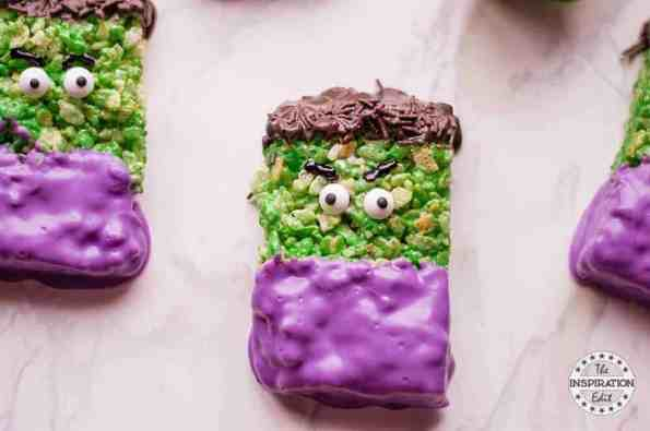 the incredible hulk party treats