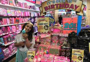 Smiggle 15th birthday celebration
