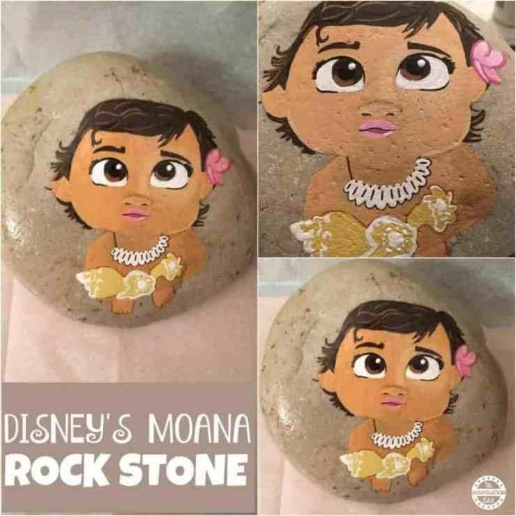 ROCK STONE 800x800 - Disney Moana Rock Stone Painting
