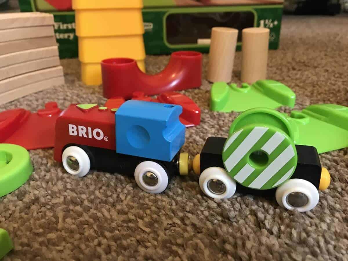 Brio Train Accessories My First Railway Battery Train Set