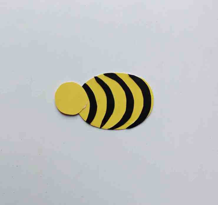 Step 3 - DIY Honey Bee Craft Idea For Valentines