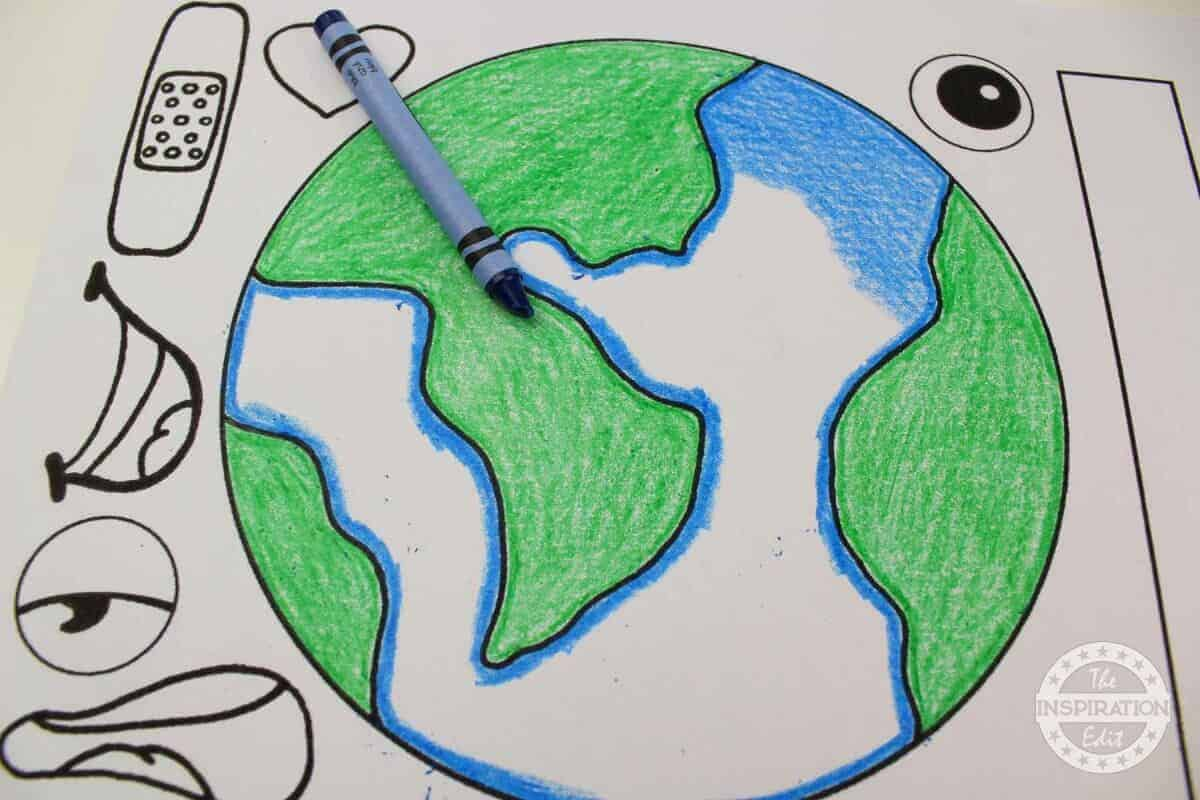 Fantastic Earth Day Craft And Activity For Kids The