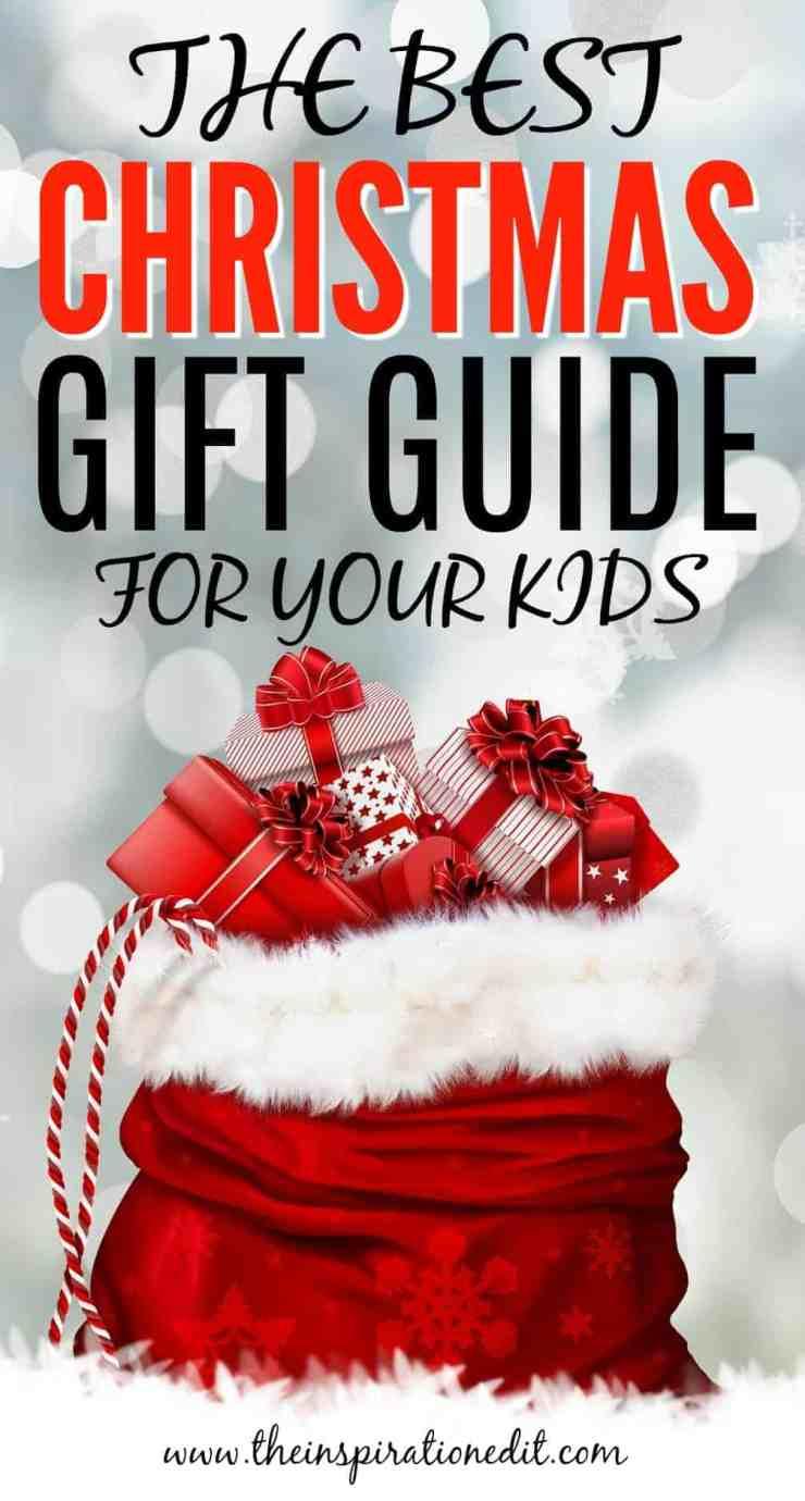 GUIDE CHRISTMAS - Children's Christmas Gift Ideas For 2019
