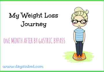 One Month After Gastric Bypass