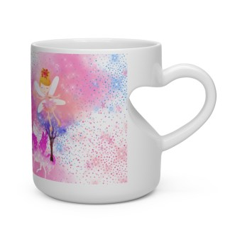 Heart Shape Mugs