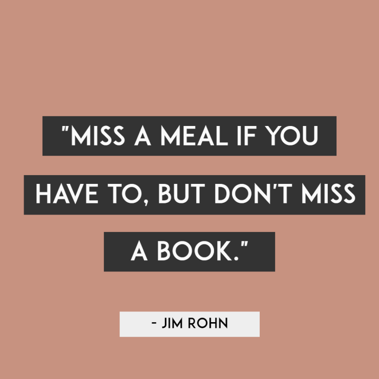 jim rohn quotes on reading books learning
