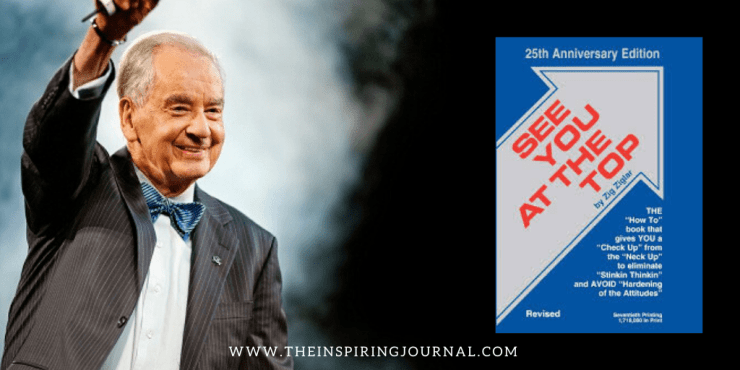 see you at the top by zig ziglar quotes review summary