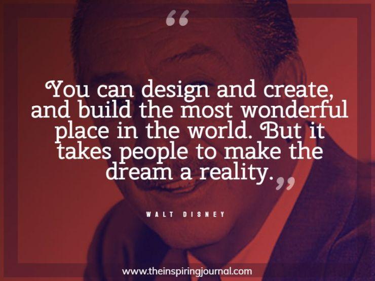 walt disney quotes about disneyland