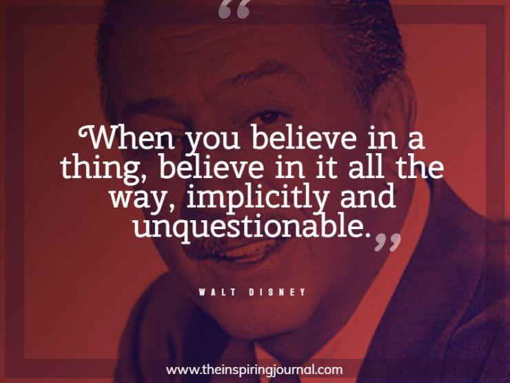 walt disney quotes life