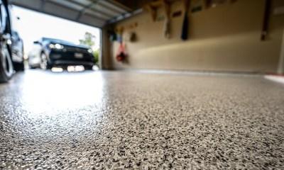 Epoxy,Floor,In,Home,Garage