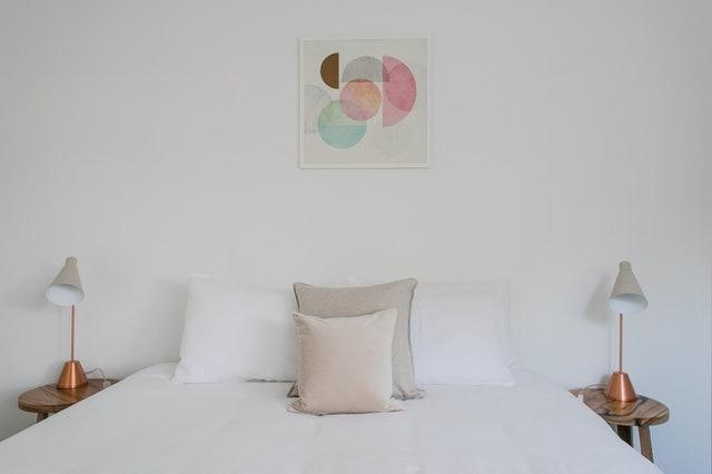 bedroom luxury interior design idea