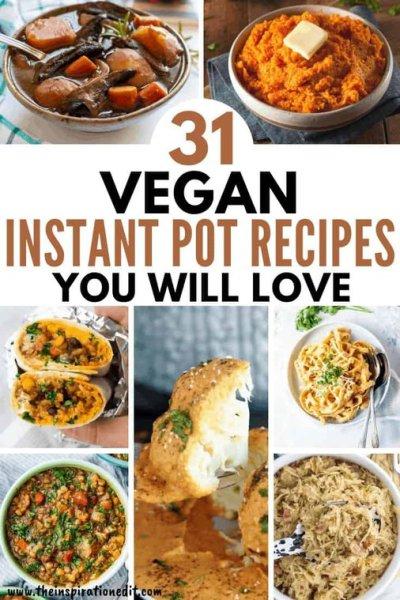 31-Vegan-Instant-Pot-Recipes-You-Will-Love