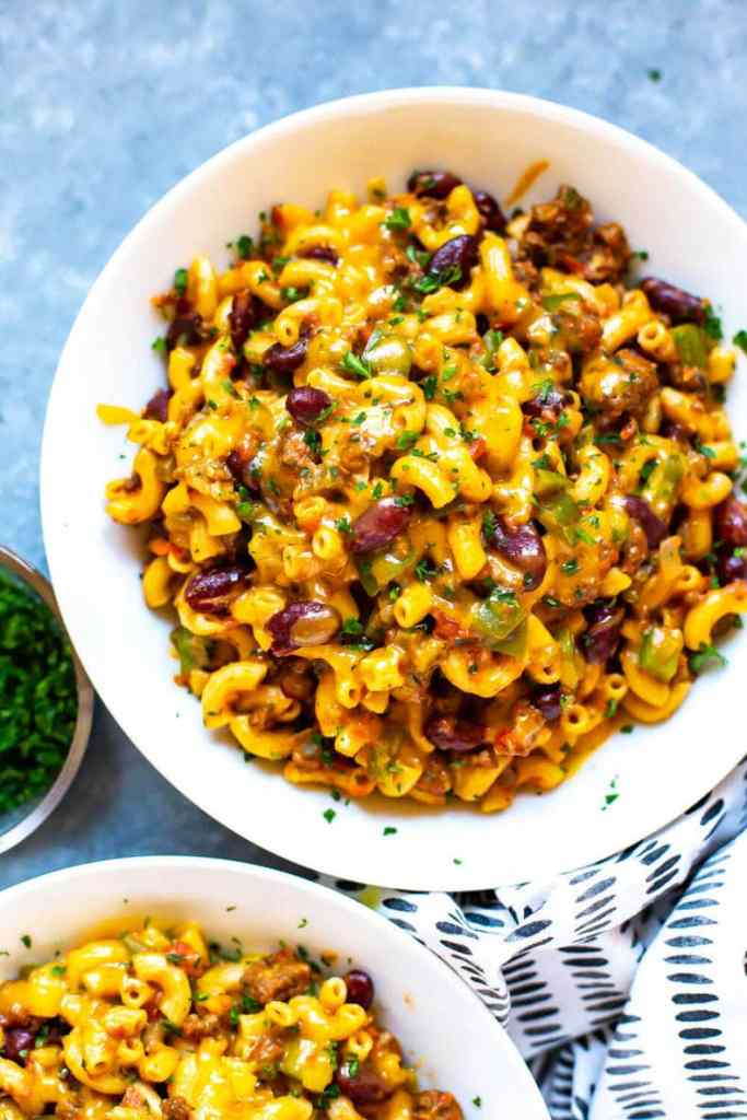 Instant-Pot-Chili-Mac-and-Cheese