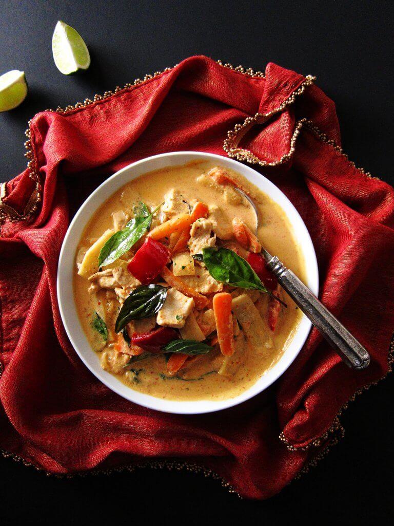 Instant-Pot-Thai-Red-Curry-Chicken