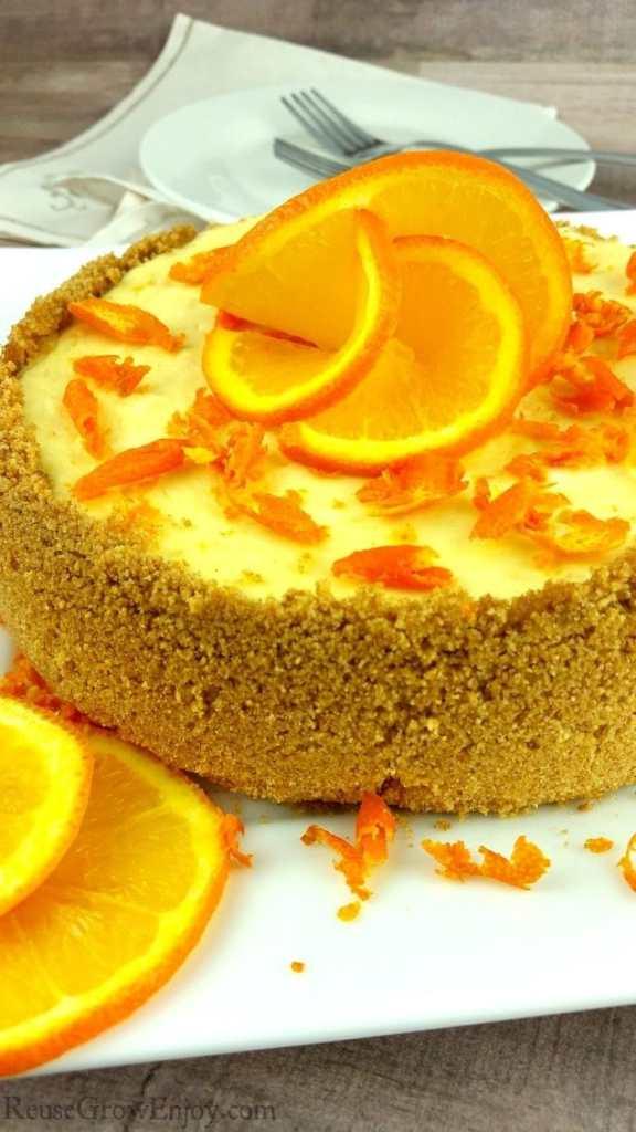 Orange-Instant-Pot-Cheesecake