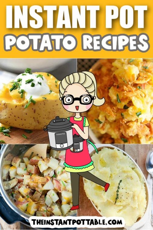 instant pot potato recipes