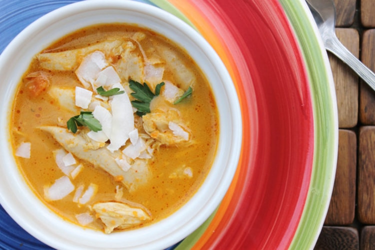 Instant-Pot-Coconut-Curry-Chicken-Soup