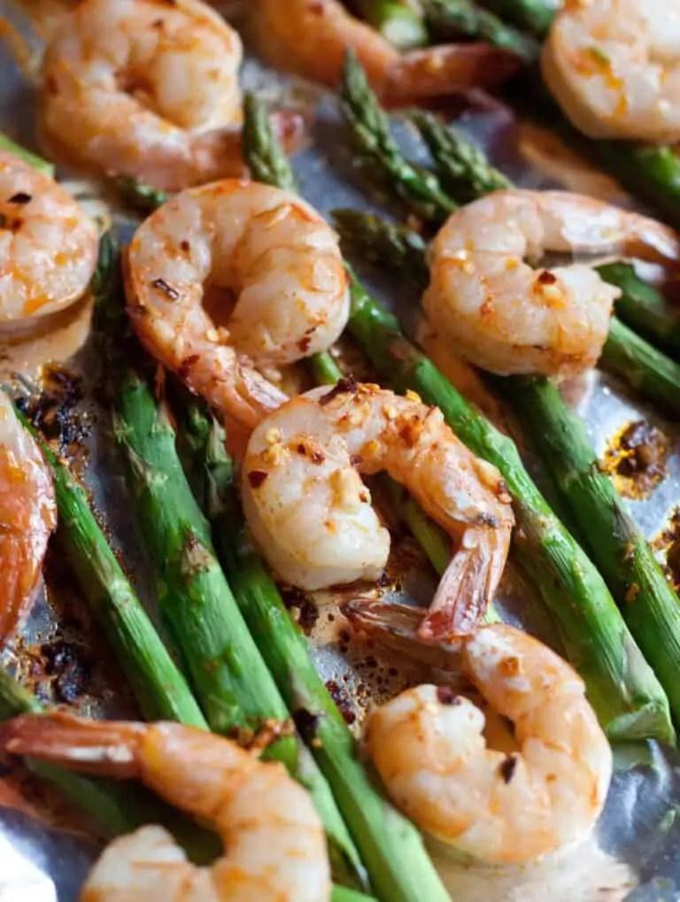 Instant-Pot-Sheet-Pan-Shrimp-and-Asparagus