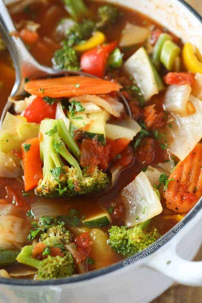 Instant-Pot-Weight-Loss-Vegetable-Soup