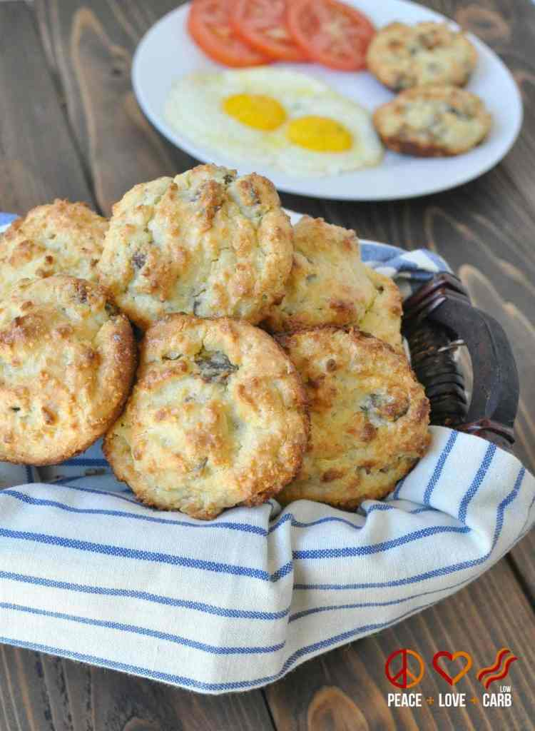 Instant-Pot-White-Cheddar-Sausage-Biscuits-Low-Carb-Gluten-Free
