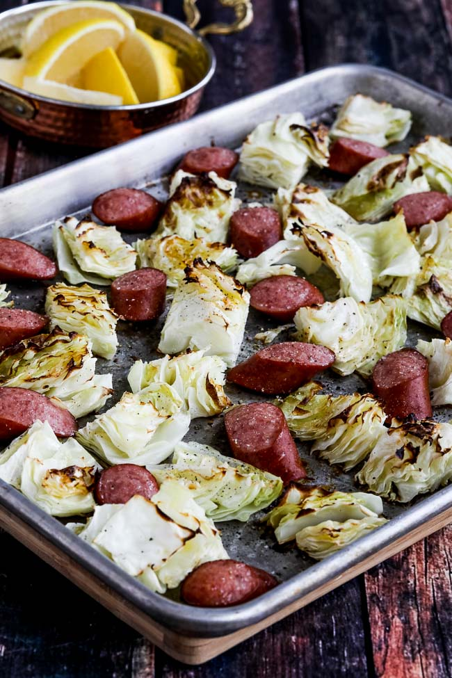 Instant-Pot-roasted-cabbage-sausage-sheet-pan-meal