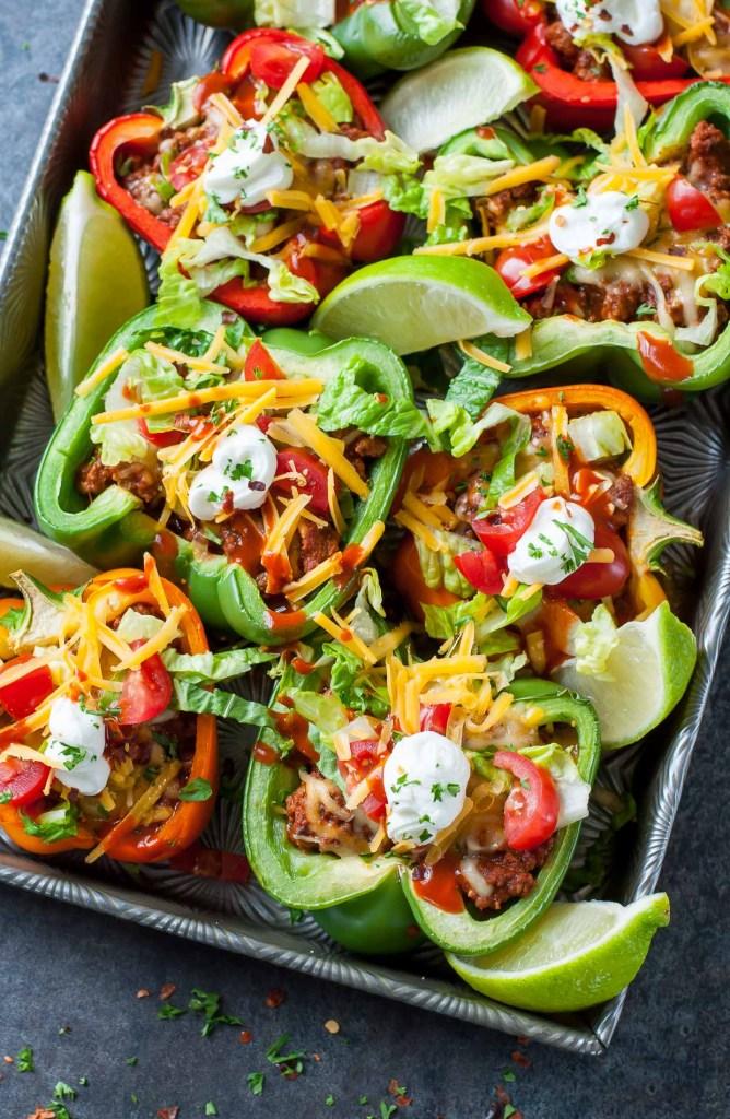 Instant-Pot-stuffed-bell-peppers-bell-pepper-tacos-recipe