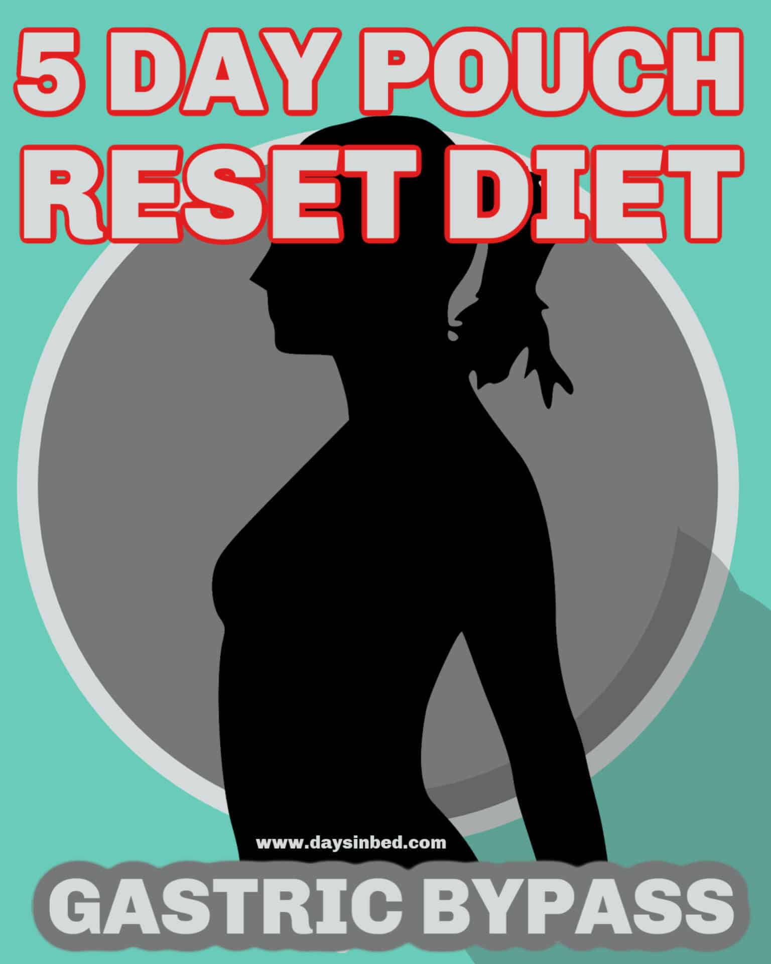 5 day pouch reset diet for gastric bypass