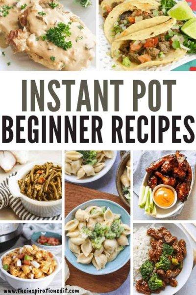 Instant-Pot-Beginner-Recipes