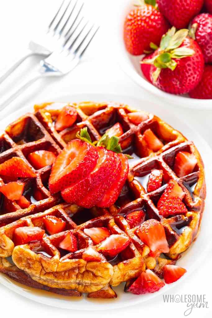 Instant-Pot-Easy-Vanilla-Low-Carb-Protein-Waffles-Recipe