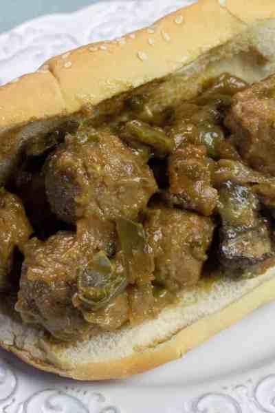 instant pot gravy meatballs recipe Scaled
