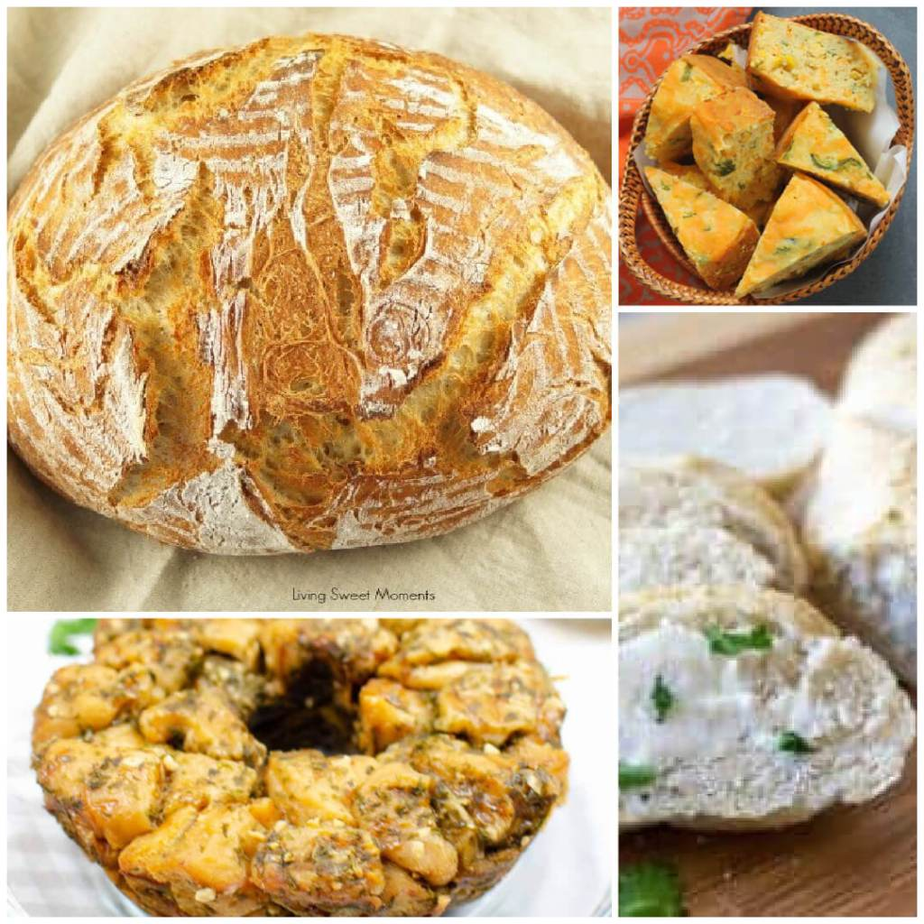BREAD RECIPES FOR THE INSTANT POT