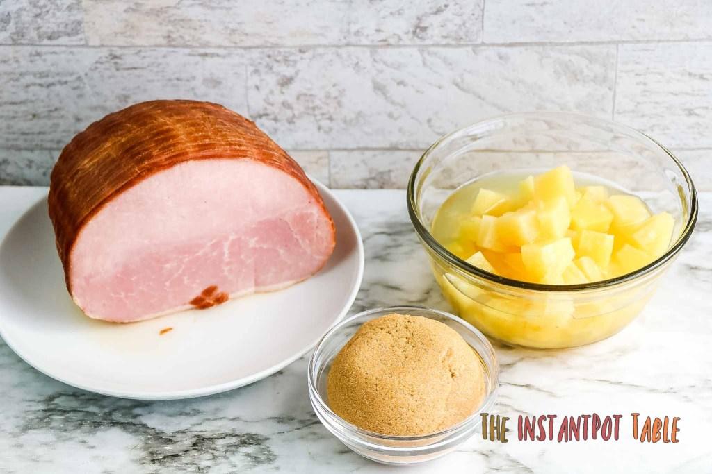Instant Pot Boneless Ham Process-1