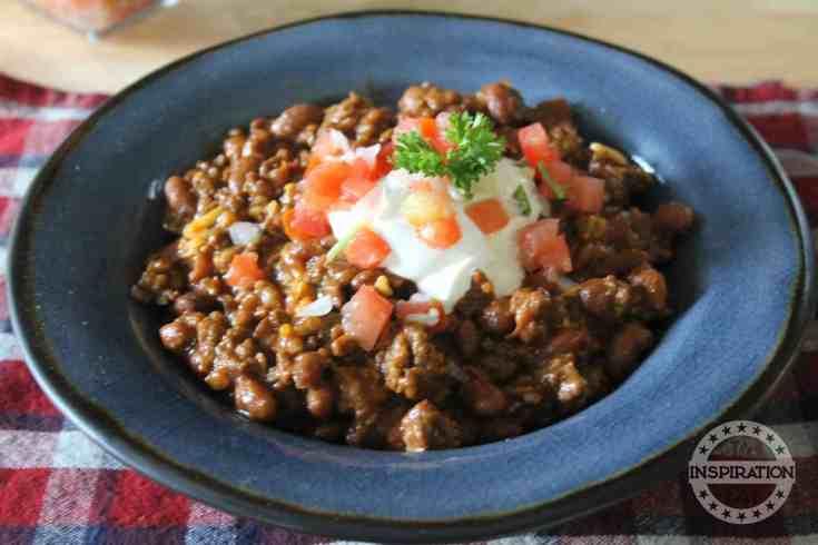 Instant Pot Cowboy Casserole Recipe