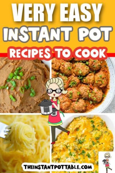 kid friendly instant pot recipes