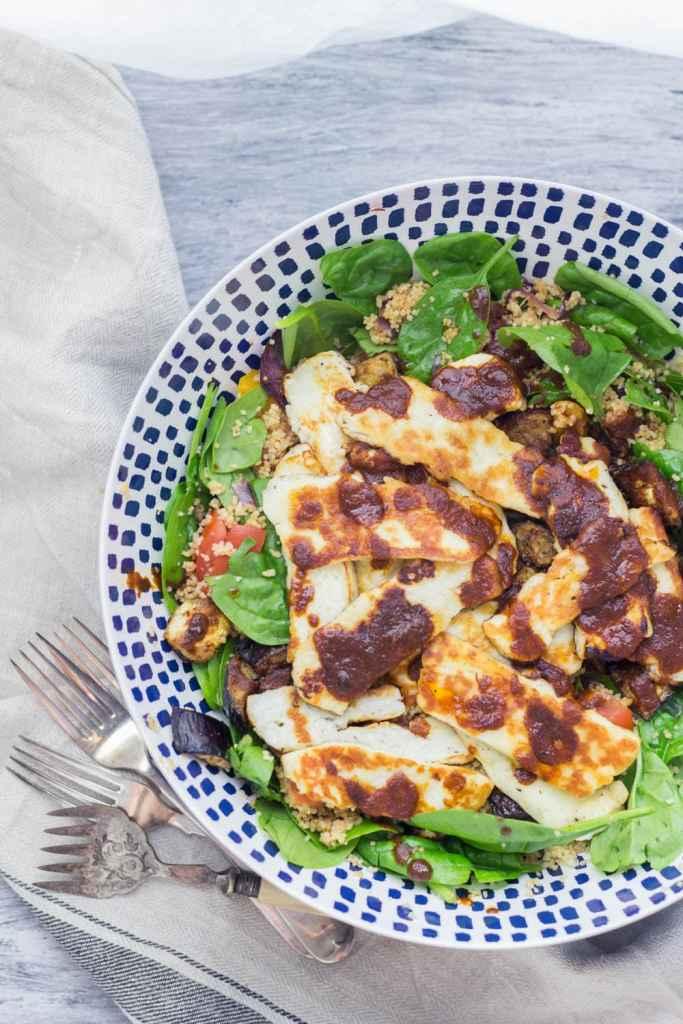 Instant-Pot-Halloumi-Couscous-Salad
