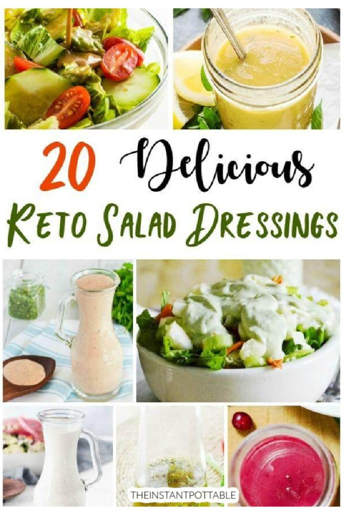 the best keto salad dressings for you to try