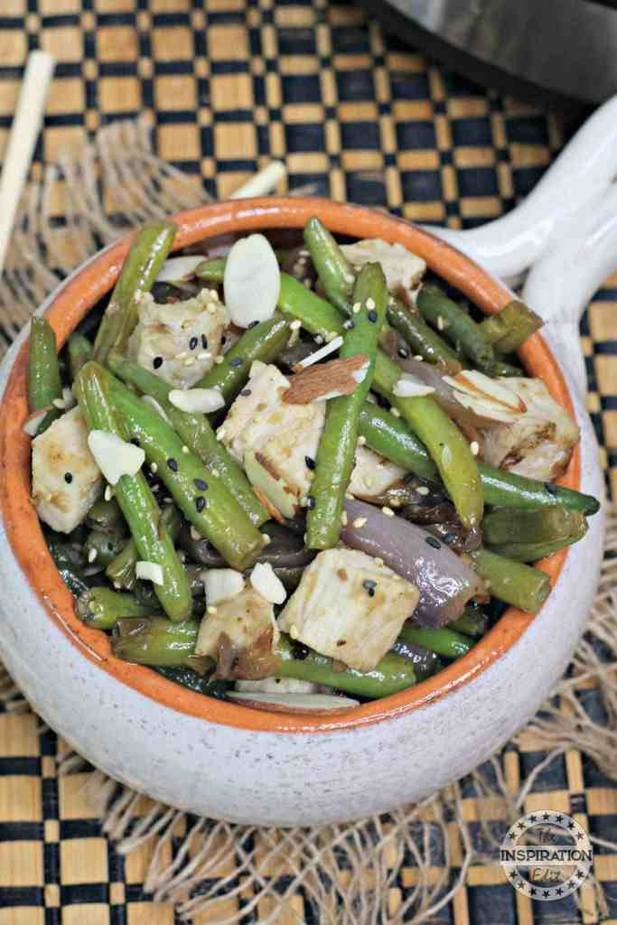 instant pot thai chicken recipe