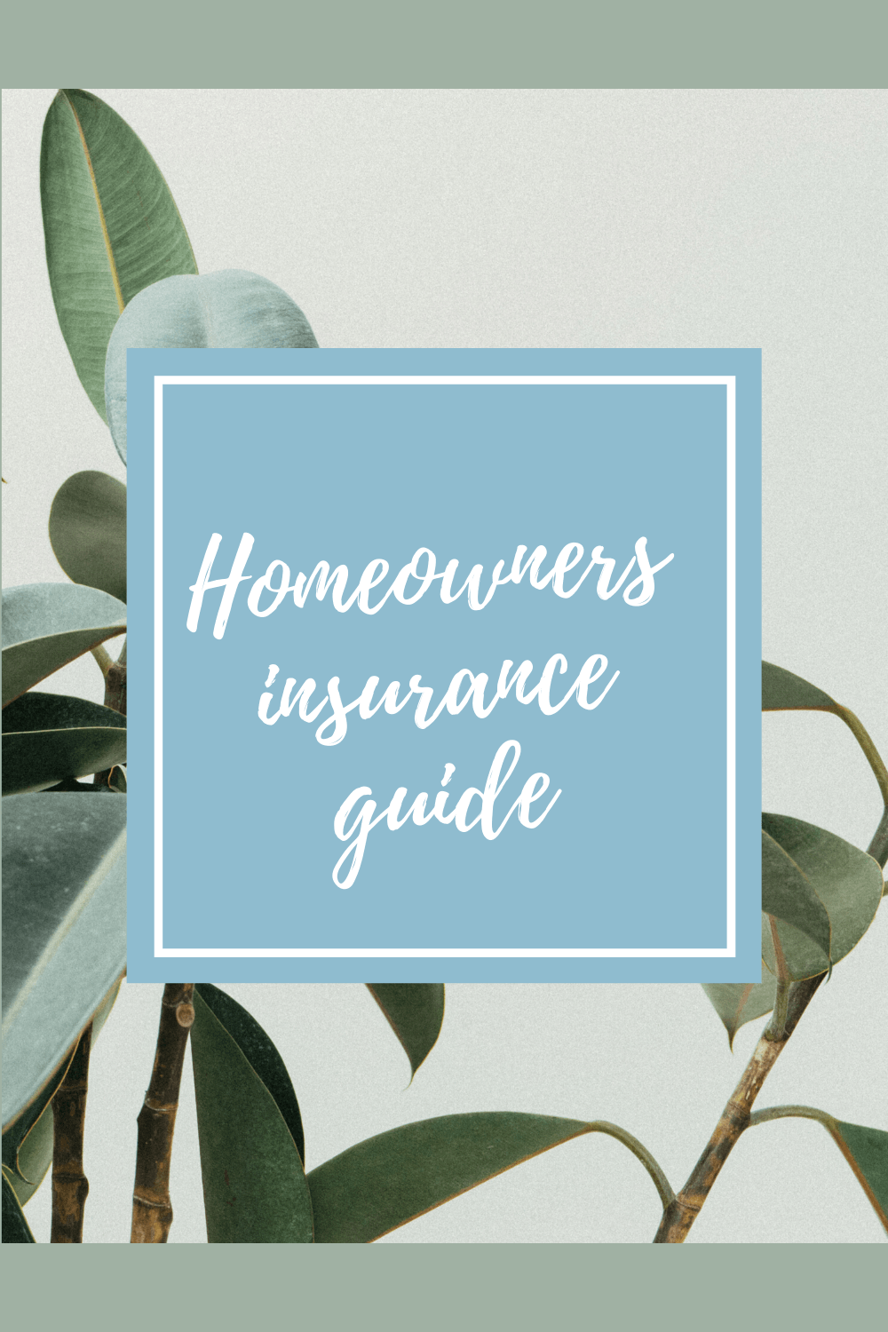 An extensive guide to homeowners insurance policies. via @The_Insurance_Confidential
