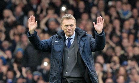 Manchester United boss Moyes is SACKED!!