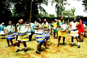 Beautiful Teens at Central Province Music Fests (Nyeri)