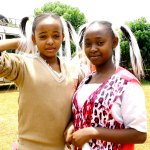 Annelina-and-Angela-204s-reppin-BG Beautiful Teens at Central Province Music Fests (Nyeri)
