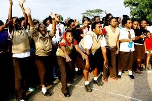 Buruburu Girls Slam Jam Series