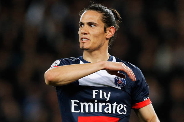 PSG tell Chelsea and Man Utd Edinson Cavani is staying put.